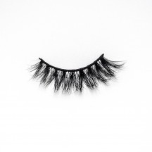 Glitter 3D Mink Lashes Manufacturer Indonesia
