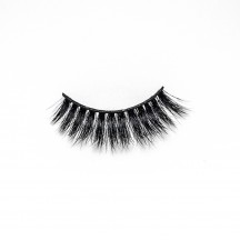 Glitter 3D Mink Lashes Suppliers Samples