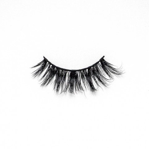 Glitter 3D Mink Lashes Distributor In China