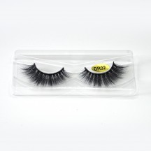 Natural 3D Silk Lashes Manufacturer China