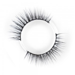 Authentic 3D Silk Lashes