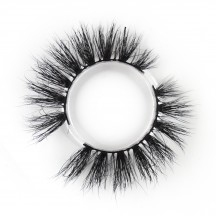 Dramatic 5D Mink Lashes Wholesale In China