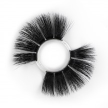 Siberian 5D Mink Lashes Distributor In China