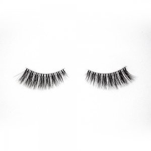 Best Cheap Silk Clear Band Lashes Silk Lashes Wholesale Indonesia